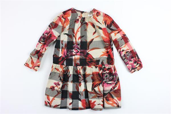 BURBERRY | Dress | 9440MULTICOLOR