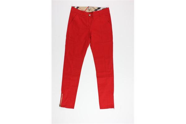 BURBERRY | pants | B14480961