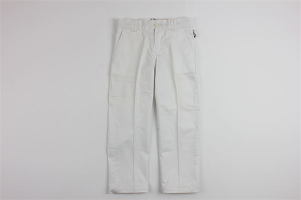 BURBERRY | pants | B24302WHITE