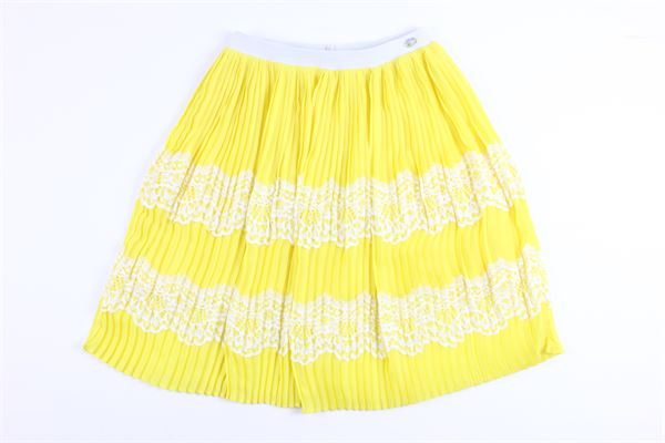 BYBLOS | skirt | BJ11054YELLOW