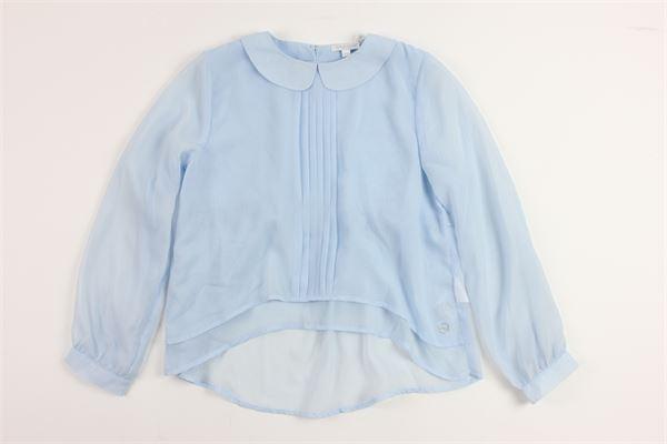 BYBLOS   shirt   BJ11169AZZURRO