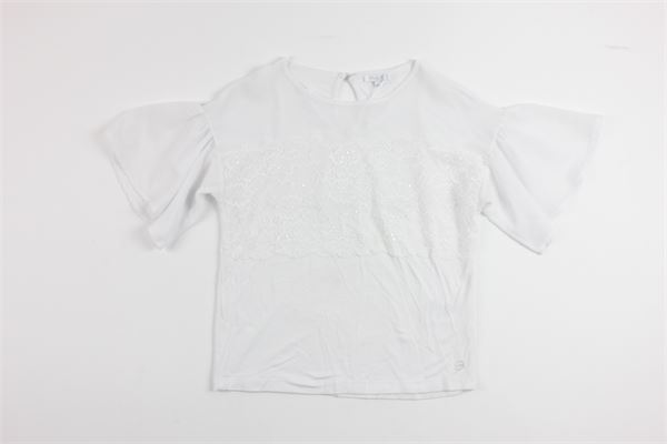 BYBLOS | t_shirt | BJ11180WHITE