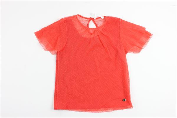 BYBLOS | shirt | BJ11464CORALLO