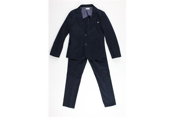 giacca e pantalone BYBLOS | Completi | BU4322BLUE