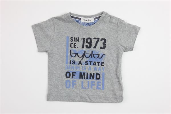 BYBLOS | t_shirt | BU4406GREY