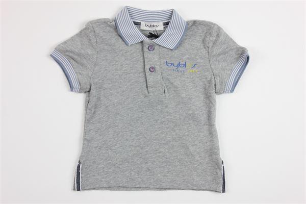 BYBLOS | shirt | BU4467GREYN