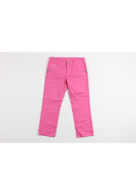 BYBLOS | pants | PANT016FUXIA
