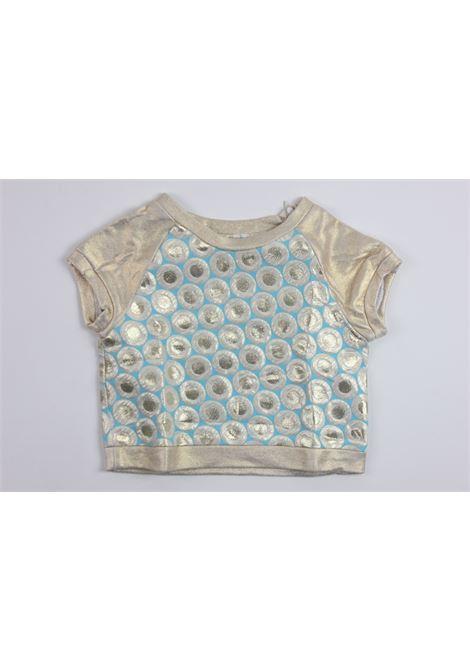 CAPSULE | t_shirt | P/EB1479GOLD
