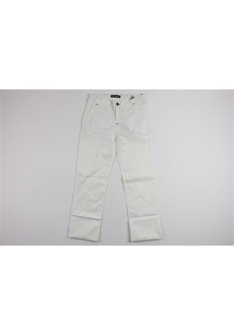 CARLO PIGNATELLI | pants | 8666WHITE
