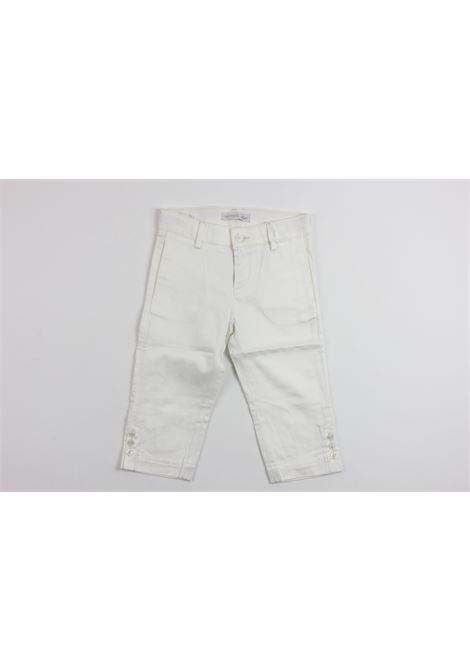 CARLO PIGNATELLI | pants | 8742WHITE
