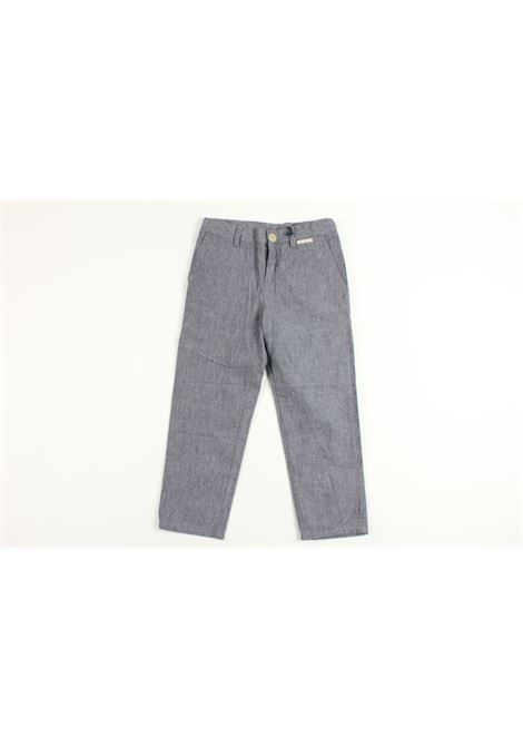 CARLO PIGNATELLI | pants | 8812BLUETTE