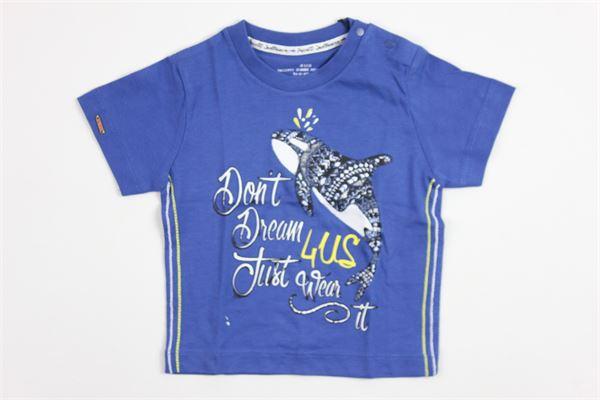 stampa 4us CESARE PACIOTTI | T-shirts | 8995COBALTO