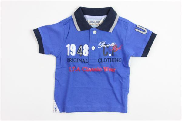 CESARE PACIOTTI | shirt | 9002COBALTO