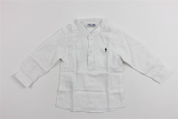 m/lunga collo coreana CESARE PACIOTTI | Camicie | CMP181814BPWHITE