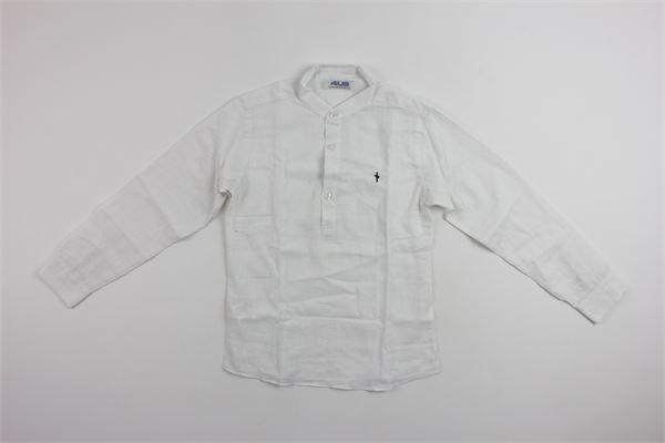 m/lunga collo coreana CESARE PACIOTTI | Camicie | CMP181814JPWHITE