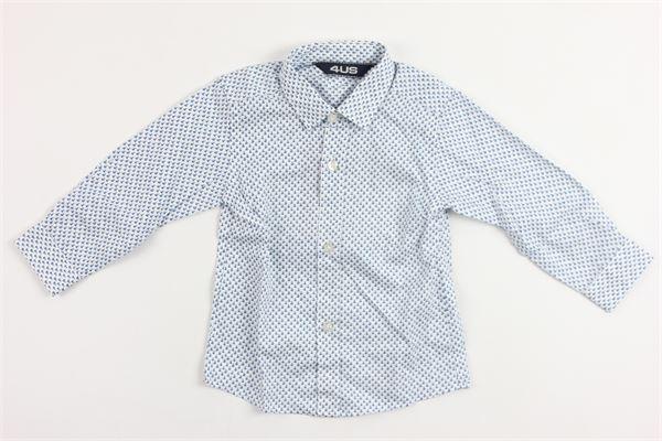 CESARE PACIOTTI | shirt | CMP619BWHITE