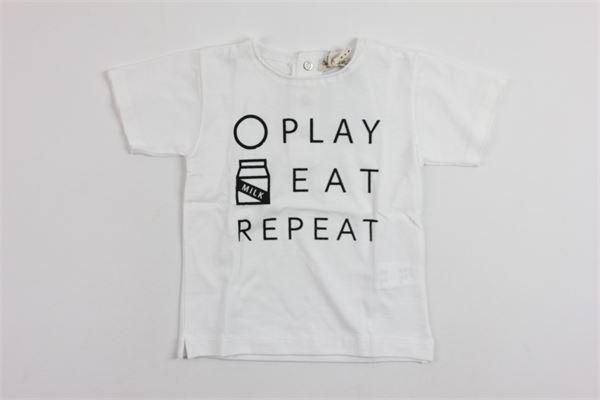 stampa milk COCCODE | T-shirts | 9404WHITE