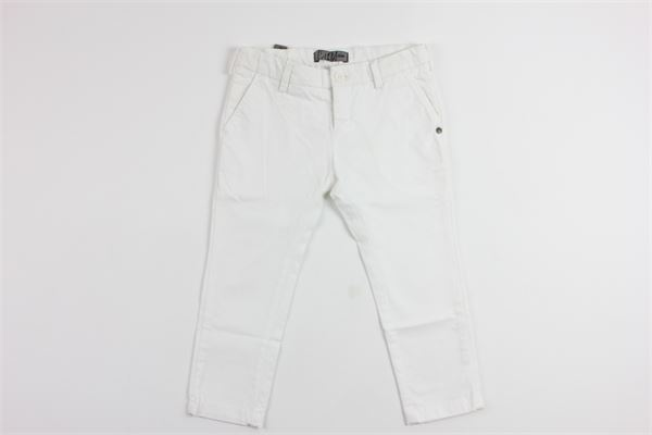 CROCEFISSO | pants | CF090WHITE