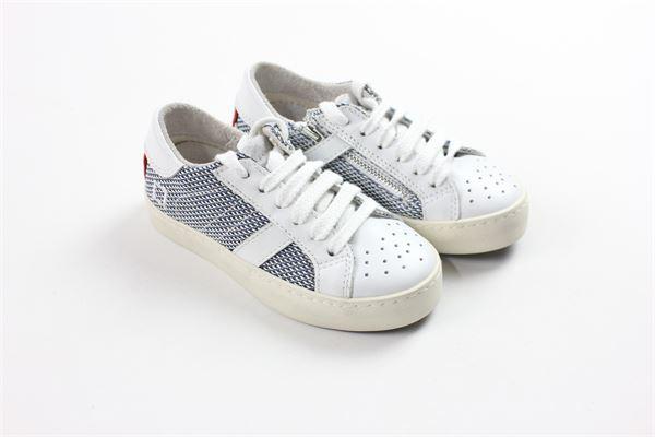 D.A.T.E. | shoes | J281-HL1-AR-SKWHITE/BLU