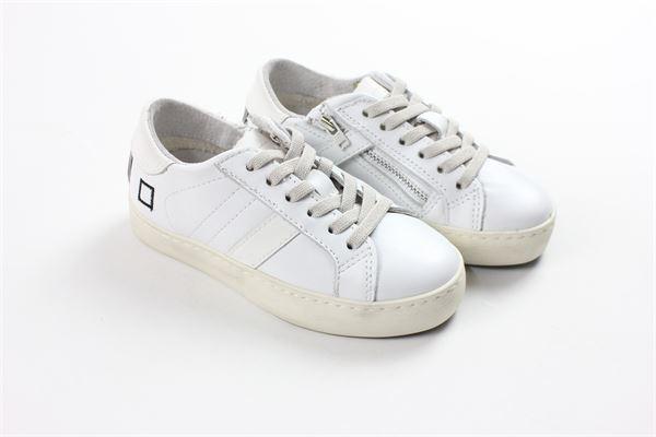 D.A.T.E. | shoes | J281-HL1-CA-WHWHITE