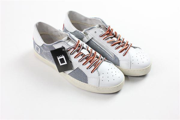 D.A.T.E. | shoes | J281-HL3-AR-SKWHITE/BLU