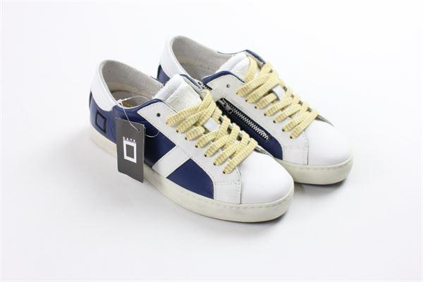D.A.T.E. | shoes | J281-HL3-CA-BEWHITE/BLU