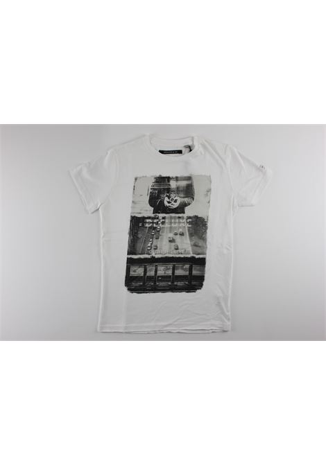 m/m con stampa DEELUXE&CO | T-shirts | 156BWHITE