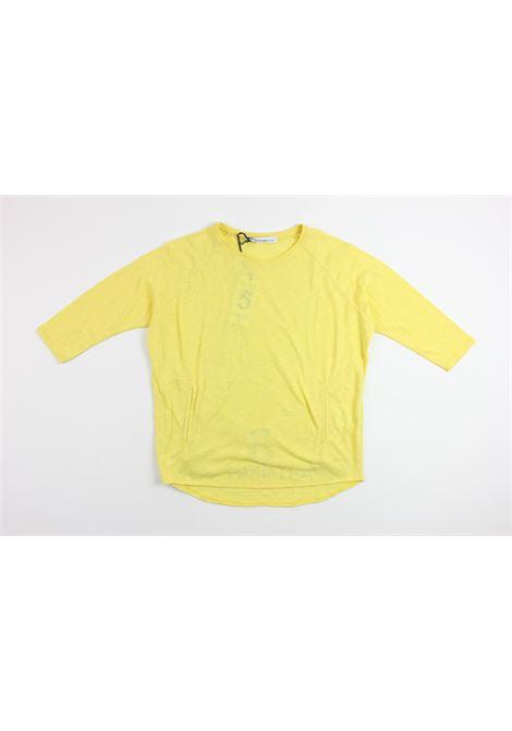 DEPARTMENT | shirt | 001192007YELLOW