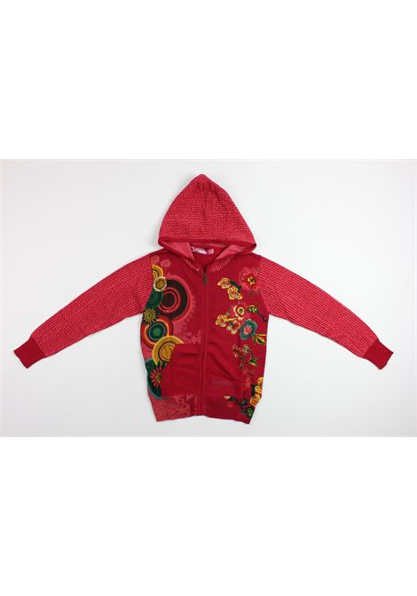DESIGUAL | sweatshirt | 57J34F9FUXIA