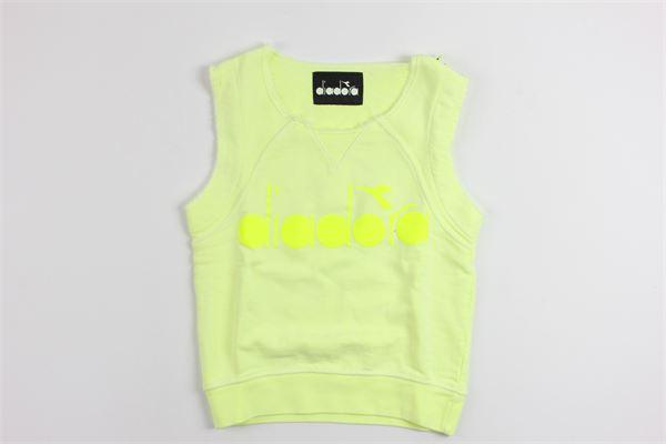 DIADORA | shirt | 014767YELLOW