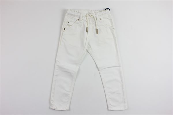 con coulisse DIESEL | Pantaloni | 00J1CLWHITE