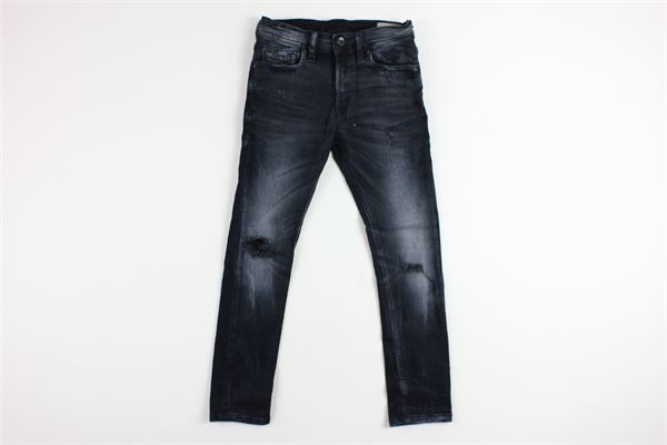 jeans con strappi DIESEL | Pantaloni | 00J3A4DENIM