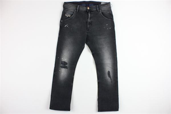 jeans con strappi DIESEL | Pantaloni | 00J3HSDENIM