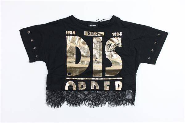 DIESEL   t_shirt   00J3TN00CZJBLACK