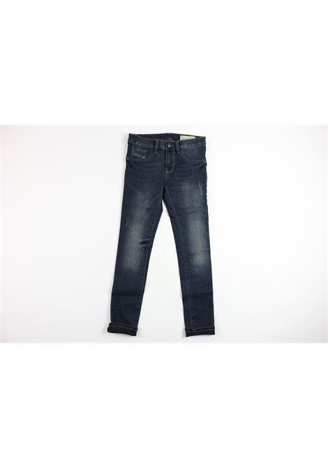 DIESEL   pants   RN93243DENIM