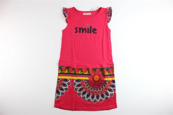 DESEGUAL | dress | 18SGVK423002