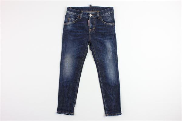jeans 5 tasche DSQUARED | Pantaloni | DQ01PXDENIM