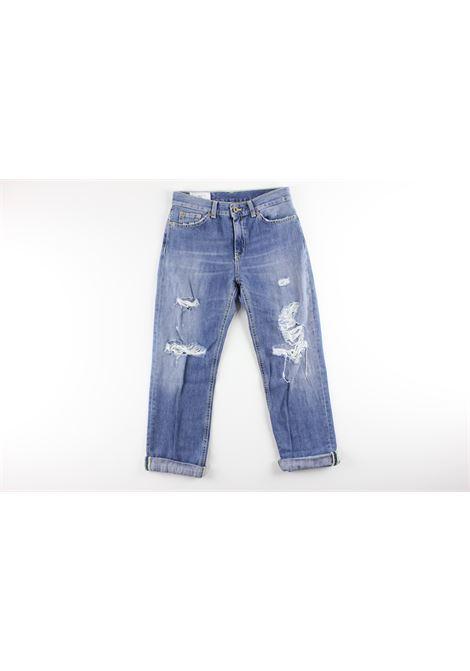 5 tasche strappato DONDUP | Jeans | DFPA25014B