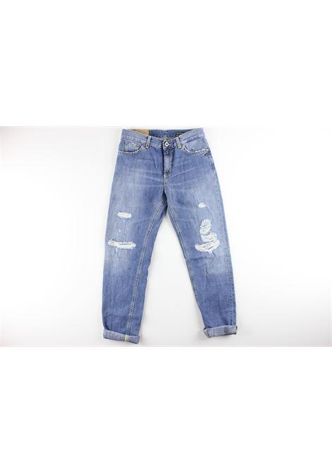 5 tasche strappato alle ginocchia DONDUP | Jeans | DMPA406014B