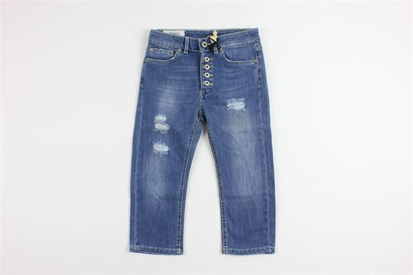 5 tasche strappato DONDUP | Jeans | QAP01PDENIM