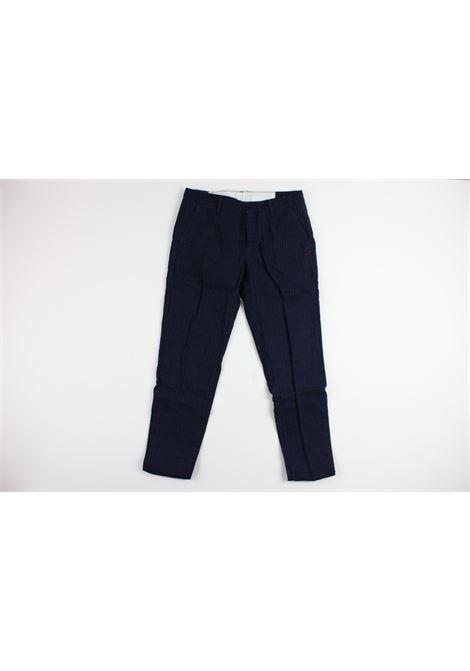gessato DONDUP | Pantaloni | SNP00DBLUE