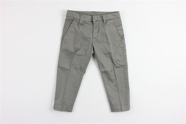 tasca america DONDUP | Pantaloni | SRPU44NZA9160235GREY