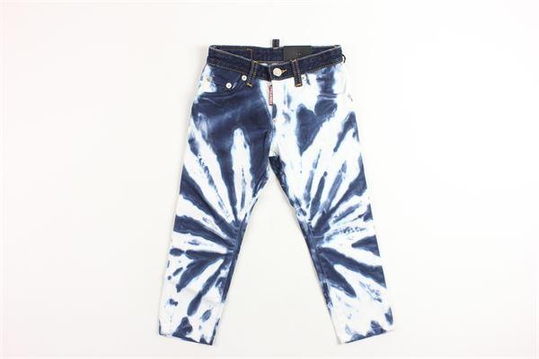 jeans stinto DSQUARED | Pantaloni | 9575DENIM