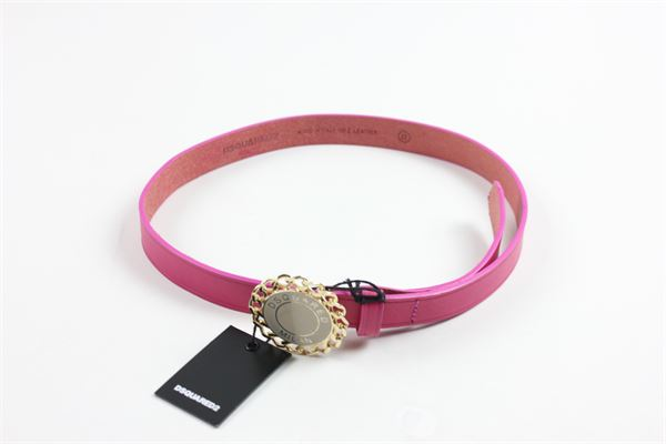DSQUARED | belt | 9595FUCSIA