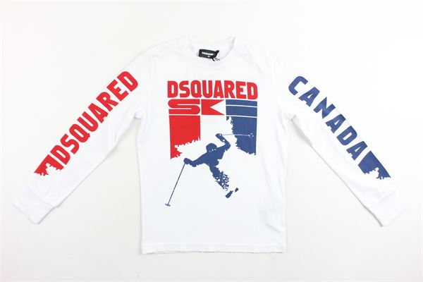 DSQUARED |  | DQ013ND00GEDQ100DSQBIANCO