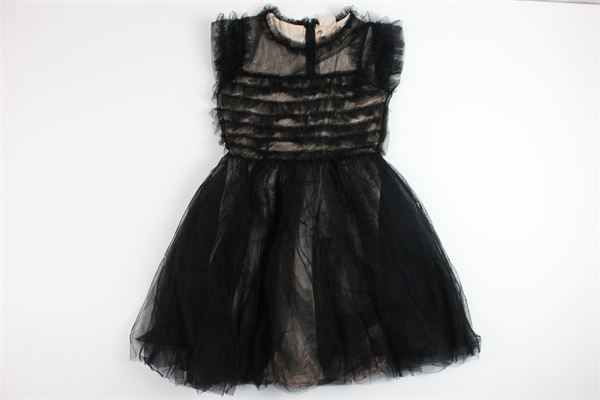 PAESAGGINO | Dress | EFAB61TU33BLACK
