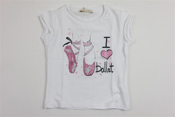 ELSY GIRL | t_shirt | OOT00156WHITE