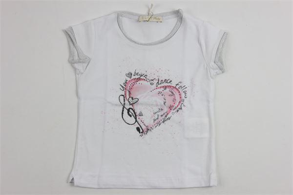 ELSY GIRL | t_shirt | OOT321WHITE