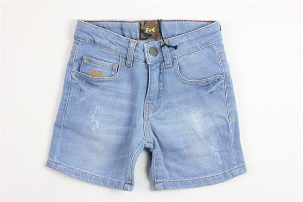 F**K | shorts | 9933DENIM