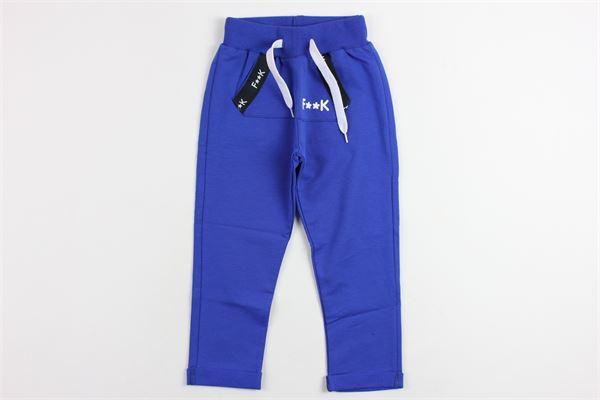 F**K | pants | 9960COBALTO